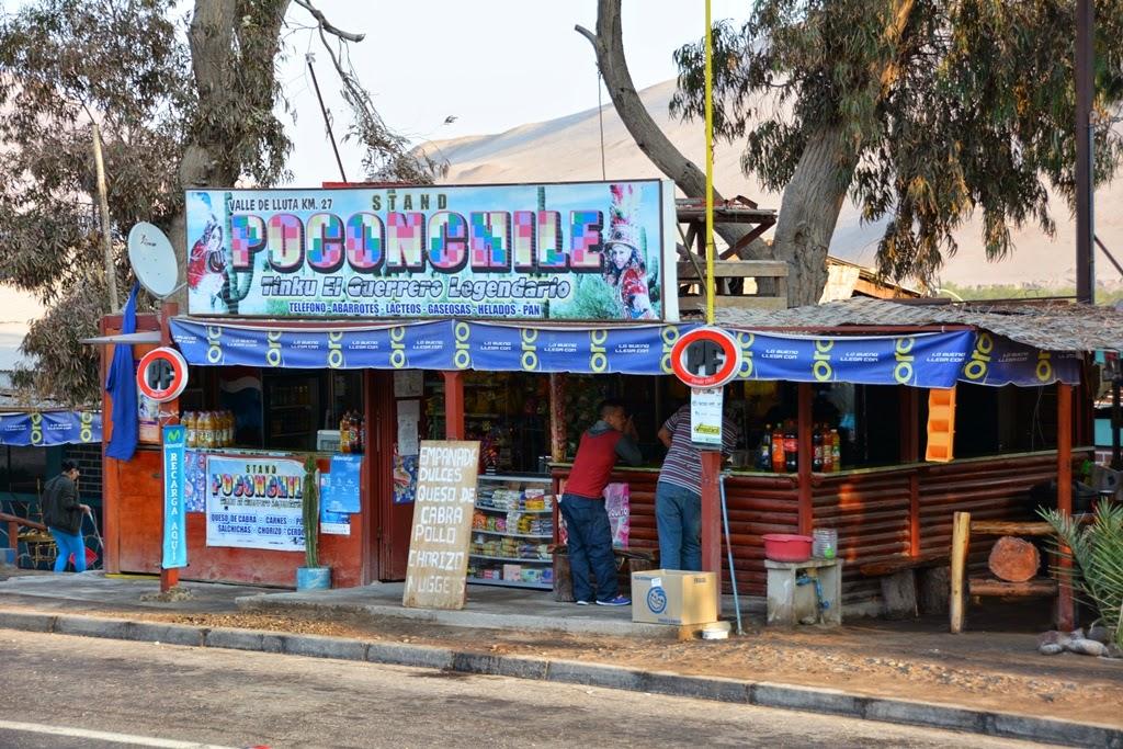 Poconchile shop