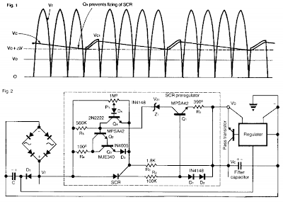 Preregulator for Power Supply Circuit Diagram