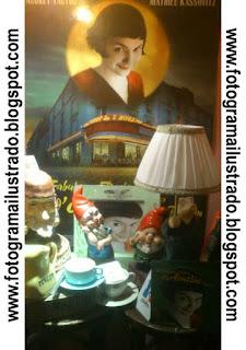 Amelie objetos souvenirs pelicula movie film
