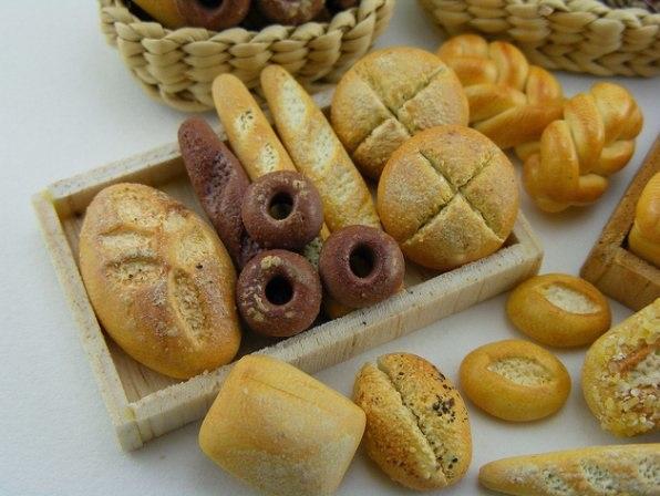 Shay Aaron,miniature food sculpture,mini food