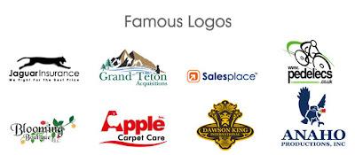 Famous Company Logo Designs