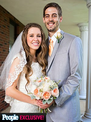 Jill Duggar and Derick Dilalrd