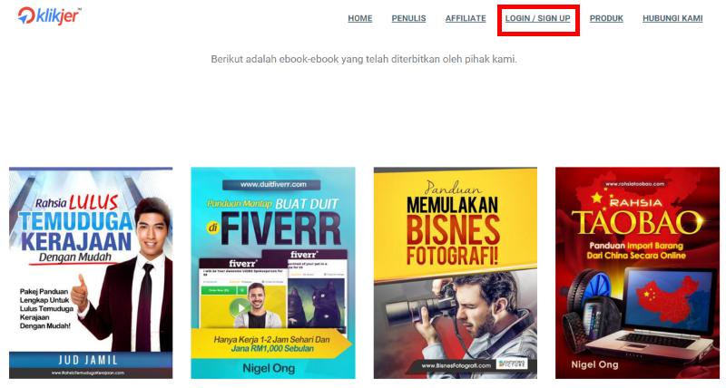 program affiliate di malaysia