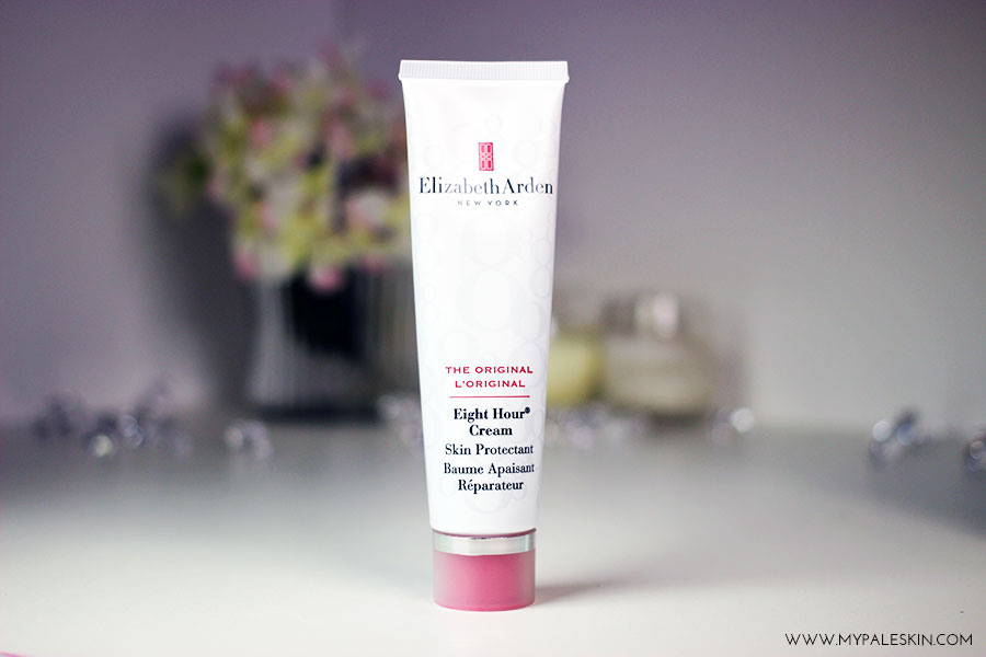 elizabeth arden, eight hour cream, skin protectant, face cream, pale skin, my pale skin, em ford, review