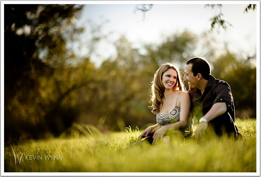 ojai besant hill engagement photo