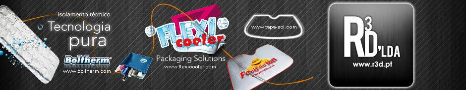R3D - Thermal Packaging Car Sunshade Insulation Material