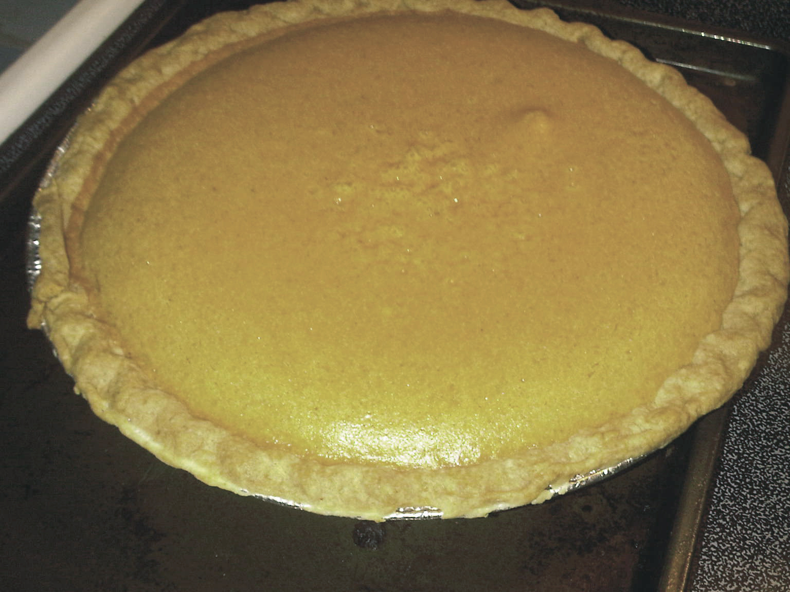 ... Saturdays: It's the Great Pumpkin Cheesecake Pie, Charlie Brown
