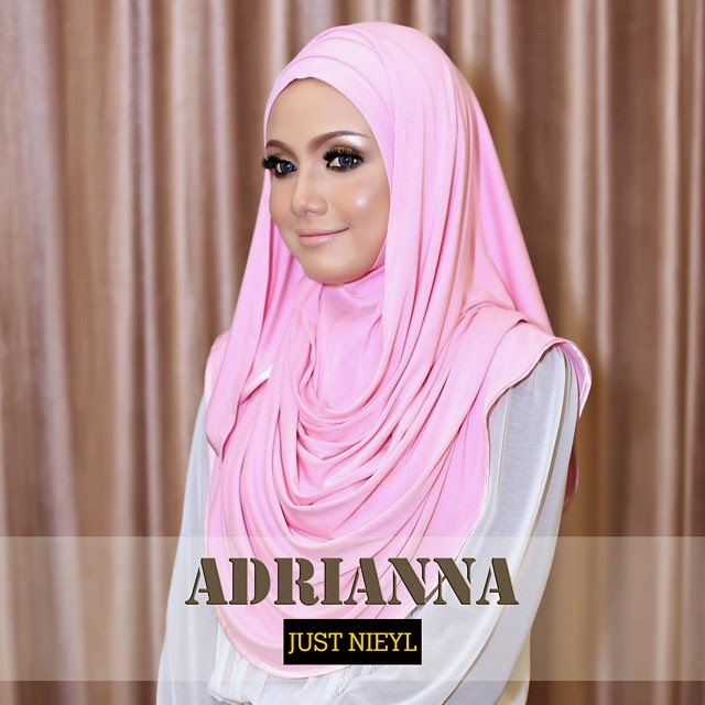 Just Nieyl Shawl Adrianna