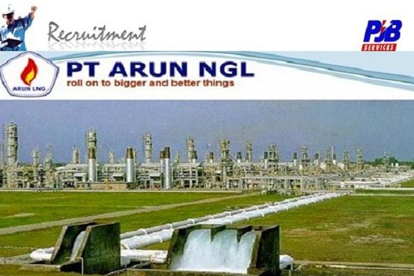 PT ARUN LNG DAN PT PJB SERVICE : RECRUTMENT SLTA, DIII DAN S1 - LHOKSEUMAWE, ACEH INDONESIA