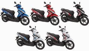 5 unit Sepeda Motor