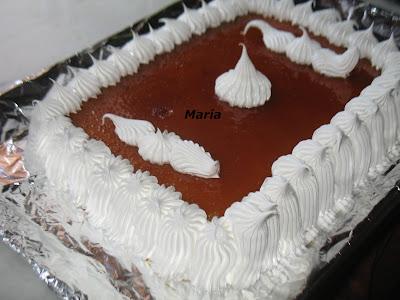 Tarta de tocino de cielo