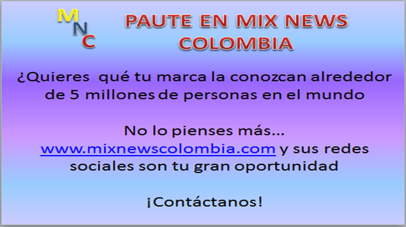 Paute en Mix News Colombia