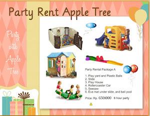 Sewa Mainan untuk Pesta