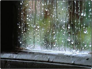 la lluvia y su efecto en la gente