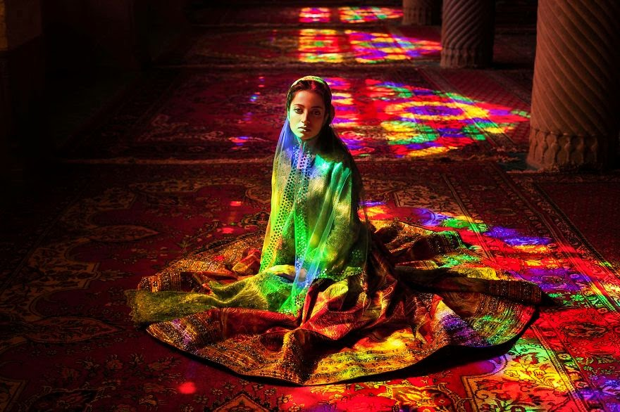 Nasir al-Mulk, Iran - I Photographed Women From 37 Countries To Show That Beauty Is Everywhere