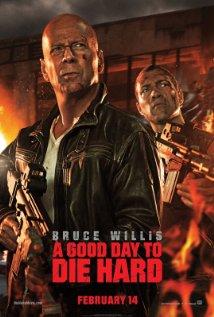 Die Hard 5 cartel poster online en español gratis