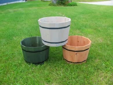 Cedar Tubs