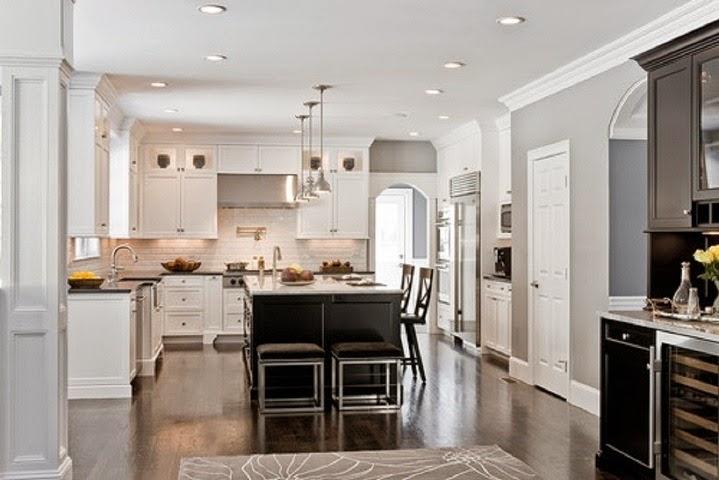 white kitchen wall cabinets