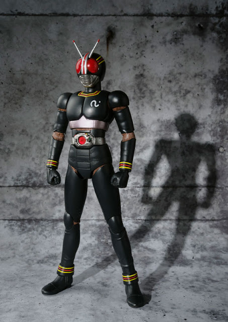 Bandai SH Figurarts Kamen Rider Black Renewal Version Figure