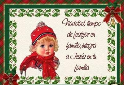 Los mejores mensajes para enviar en Navidad