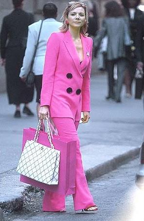 Evolution Revolution Satc Fashion Samantha Jones