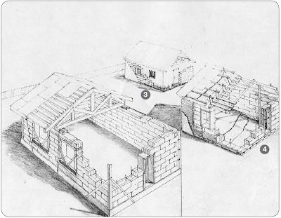 инструкция строительства дома из соломы