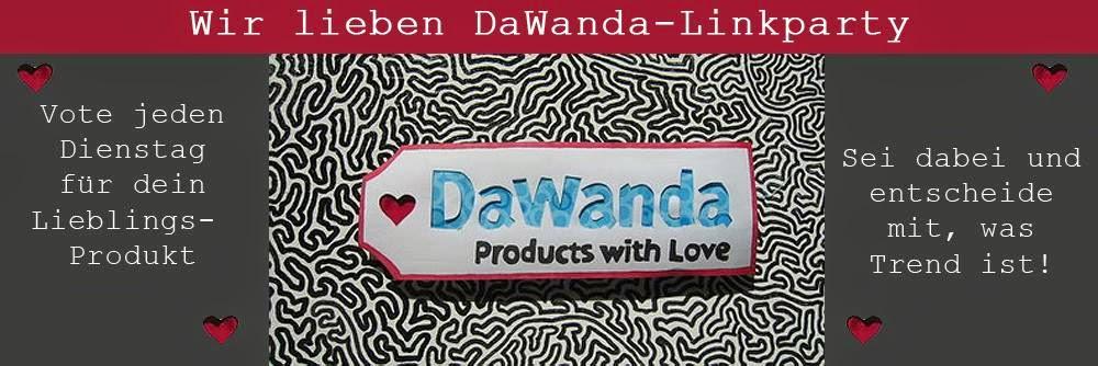 Wir lieben DaWanda Linkparty