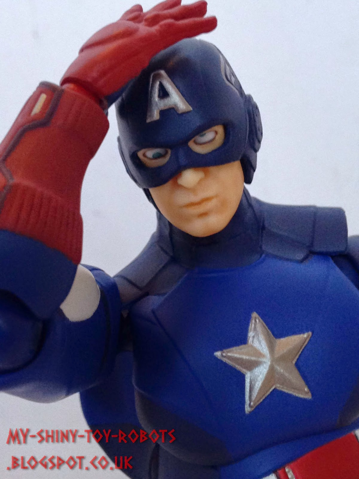 Messing around with Cap's eyes