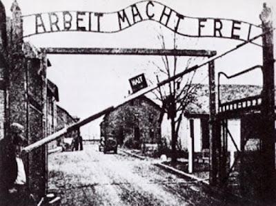 """""""Salmo 44"""", Auschwitz"""