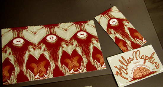 illustrator business cards printed by gotprint.com