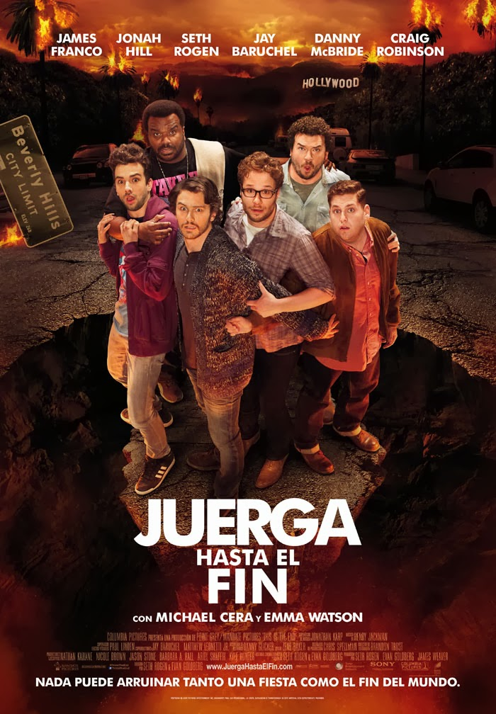 Juerga Hasta El Fin (This Is the End) (2013)