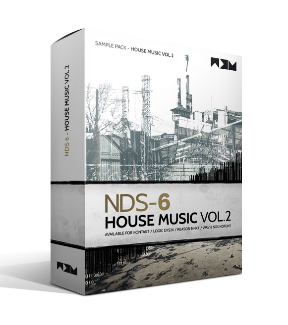 Waveformless review do dough music nds 6 house music vol 2 for Examples of house music