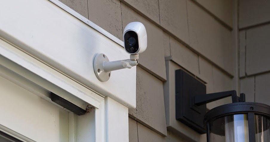 Arlo Wire Free Hd Smart Home Security Camera Spicytec