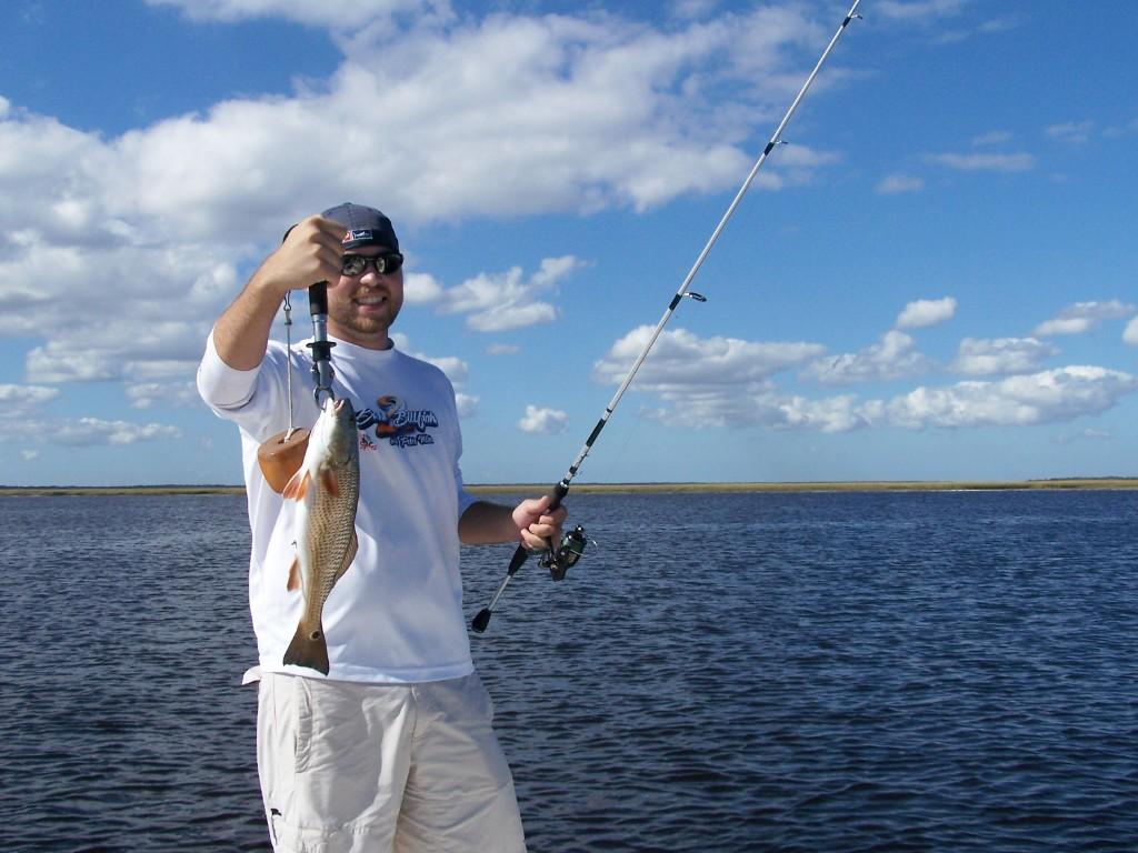 Amelia island fishing reports like fishin in a barrell for Amelia island fishing report