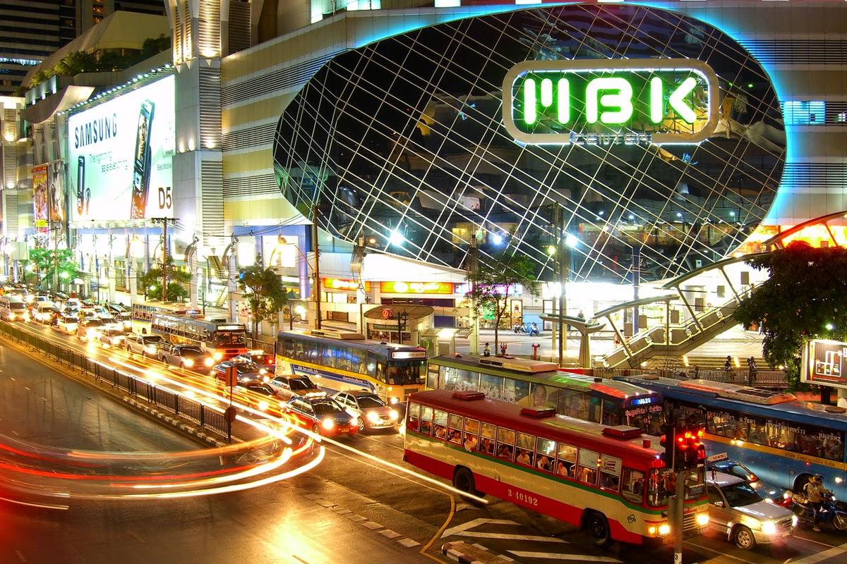 MBK center bangkok thailand jalan-jalan murah ke bangkok dengan air asia