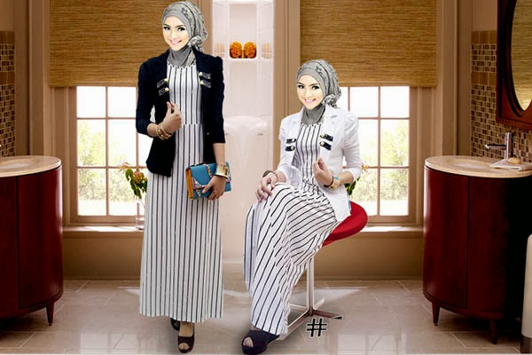 Amira Maxi Dress Salur