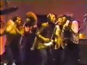 Singers on 'Solid Rock' - Clydie King, Gwen Evans, Mary Elizabeth Bridges, Regina Havis, and Mona Lisa Young.