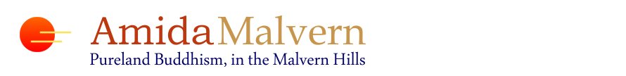 Amida Malvern: Pureland Buddhism in the Malvern Hills