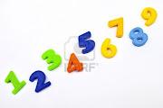Numeros del 1 al 10 Para Colorear e Imprimir,Numbers 1 to 10 Coloring Print