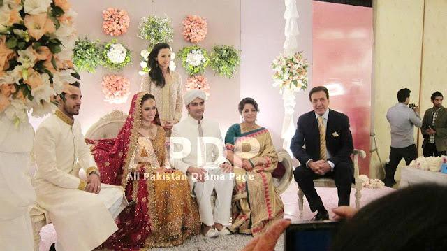 Shahzad Sheikh Wedding Pics