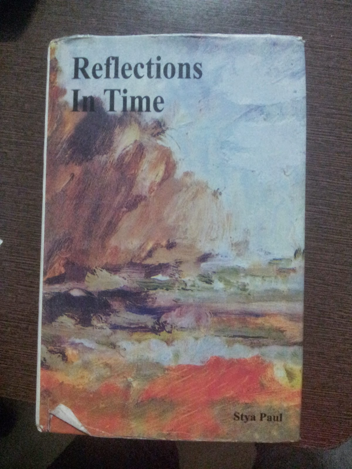 Reflection in Time  book cover