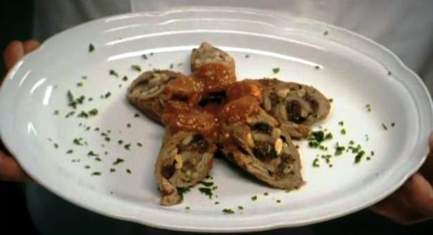 Benvenuti a tavola 2 le ricette dell 39 ottava puntata pomodori verdi fritti - Benvenuti a tavola 2 dvd ...
