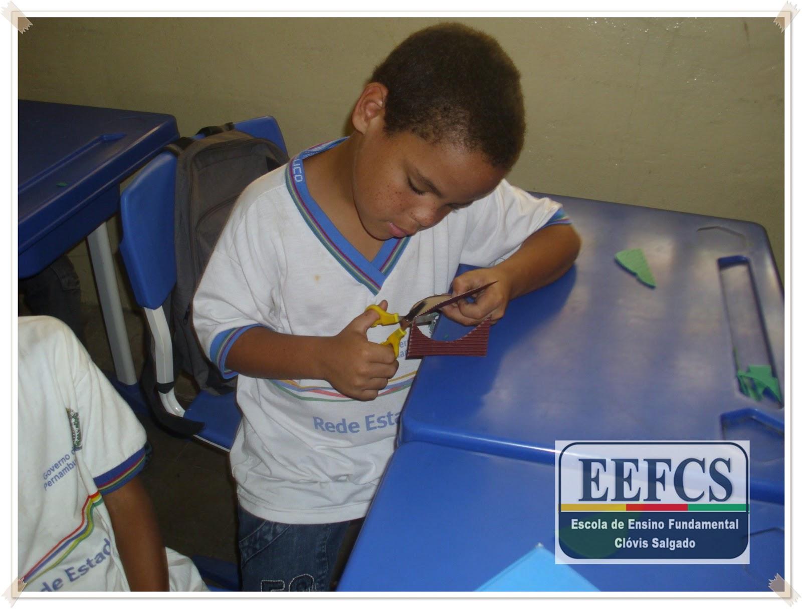 O Que Mais Vende Em Artesanato ~ Escola de Ensino Fundamental Clóvis Salgado Artesanato na Escola