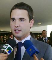 Secretário Nacional de Irrigação do Ministério da Integração Nacional, Guilherme Orair