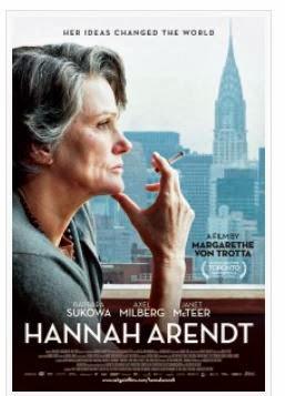 Hannah Arendt film poster