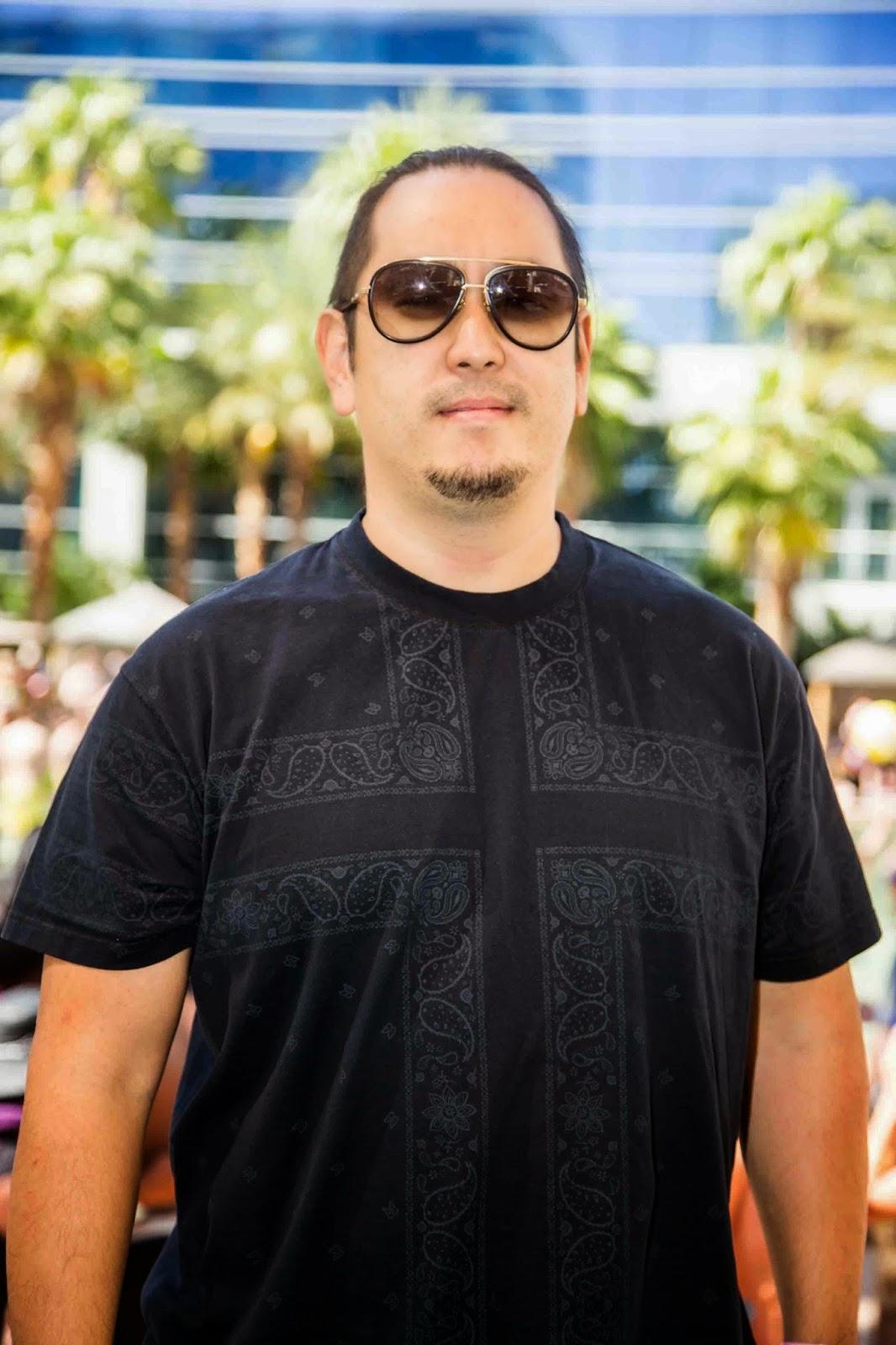 Joe Hahn 2015