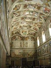 Interactive Sistine Chapel