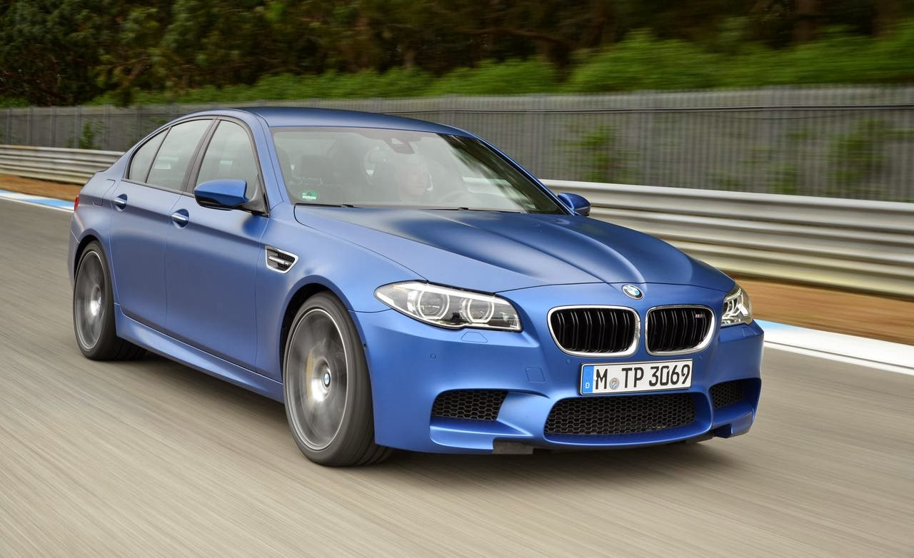 2014 Bmw M5 Review Price And Pictures Auto Review 2014