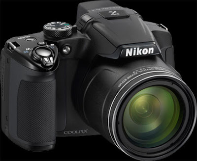 Nikon-Coolpix-P510-16-MP-Digital-SLR-Camera-Side