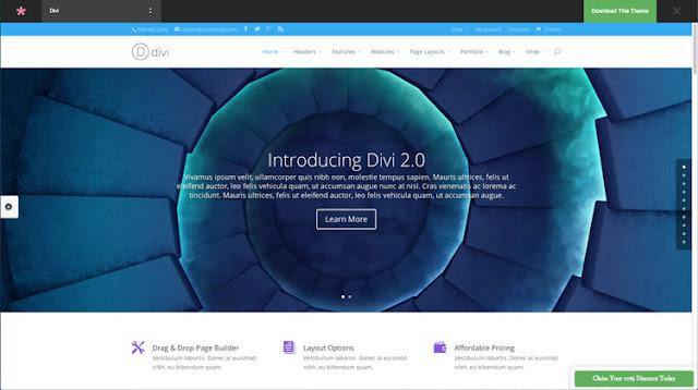 Divi-WordPress-Theme